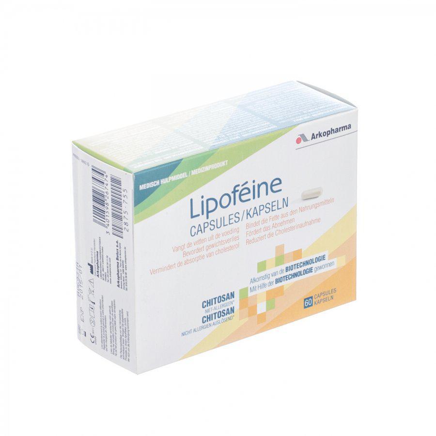 Arko Lipoféine vetvanger chitosan