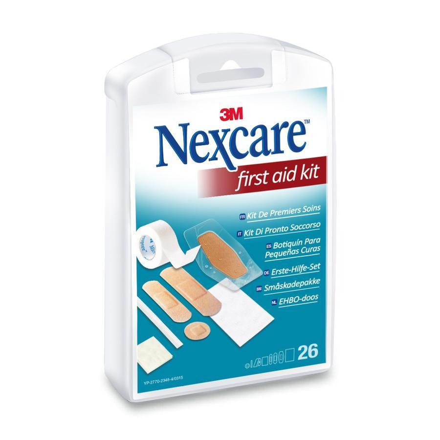 3m Nexcare First Aid Kit Stuk