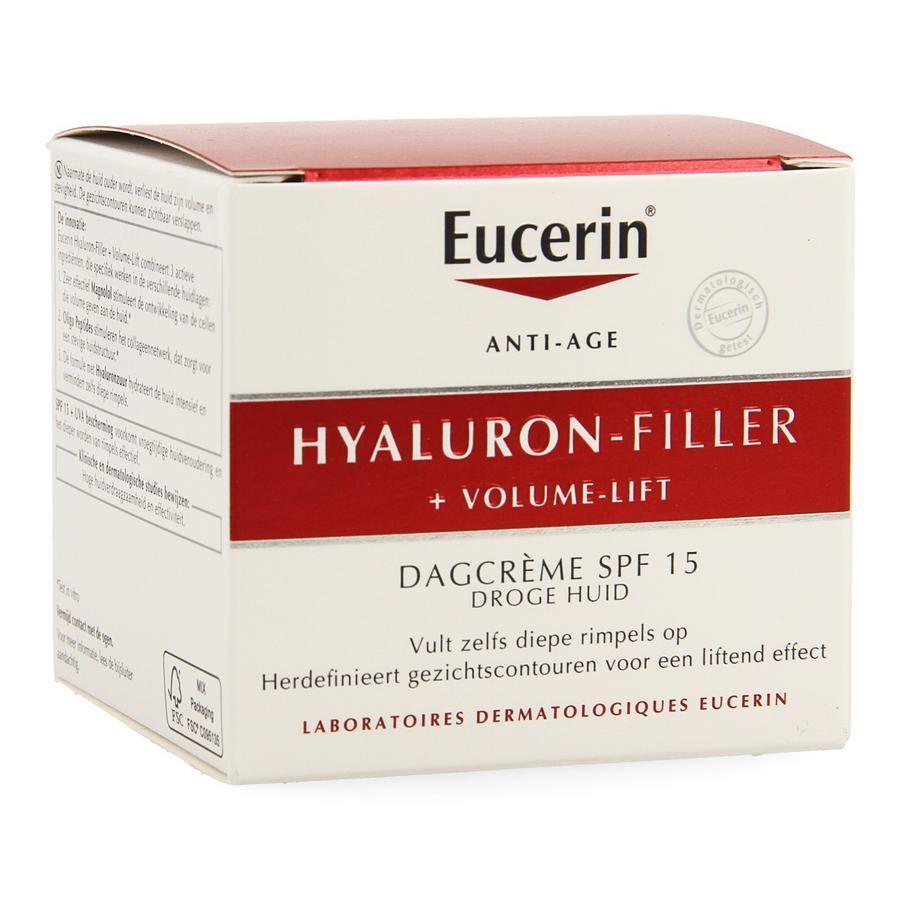 Eucerin Hyaluron-Filler + Volume-Lift Dag droge huid