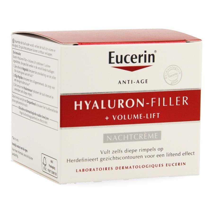 Eucerin Hyaluron-Filler + Volume-Lift Nacht