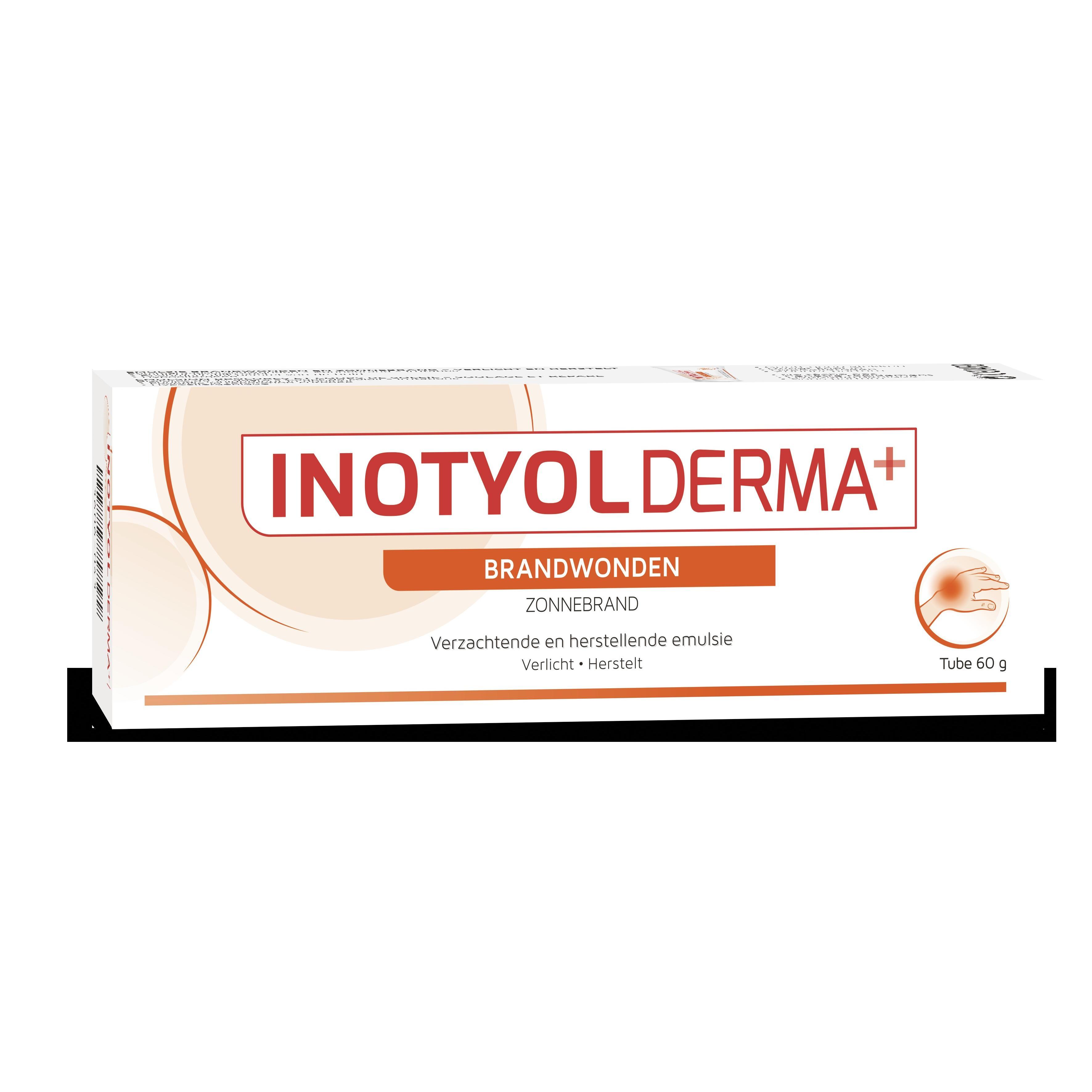 Inotyol Derma+ Brandwonden Emulsie
