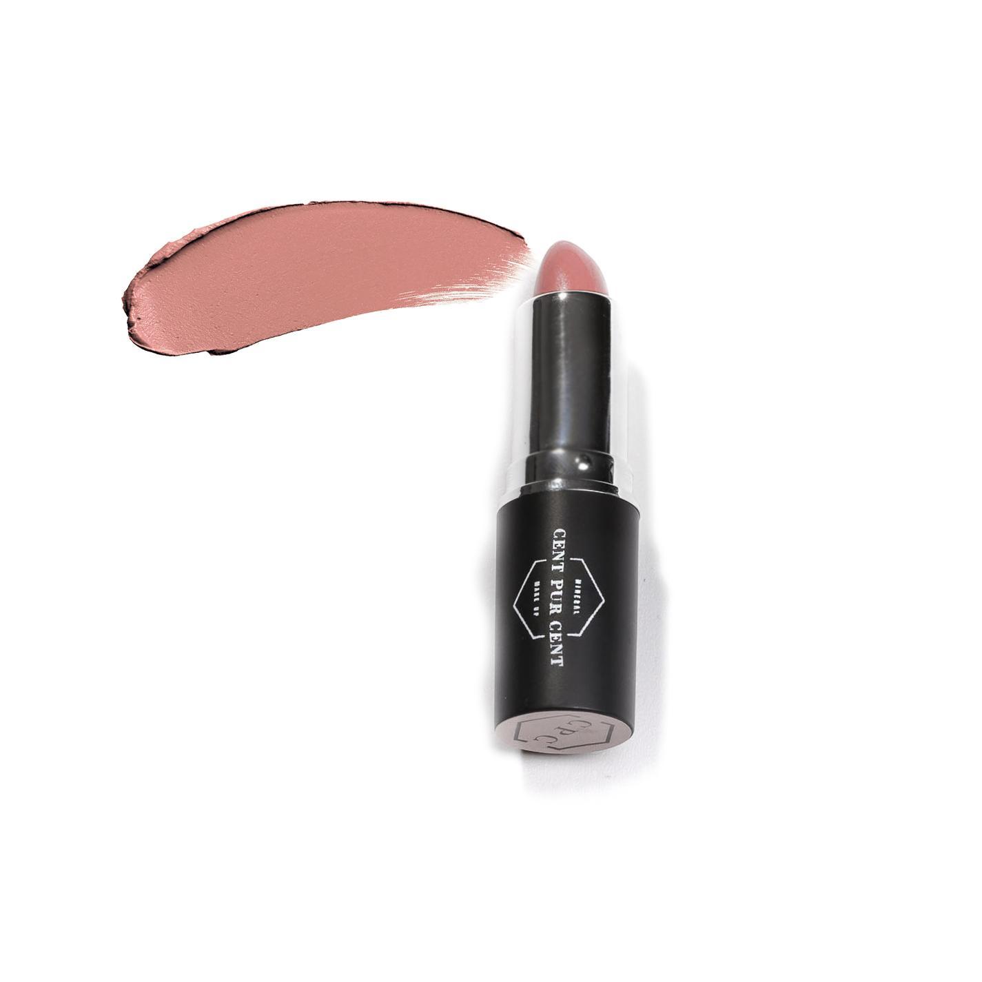 Cent Pur Cent Mineral Lipstick Saumon