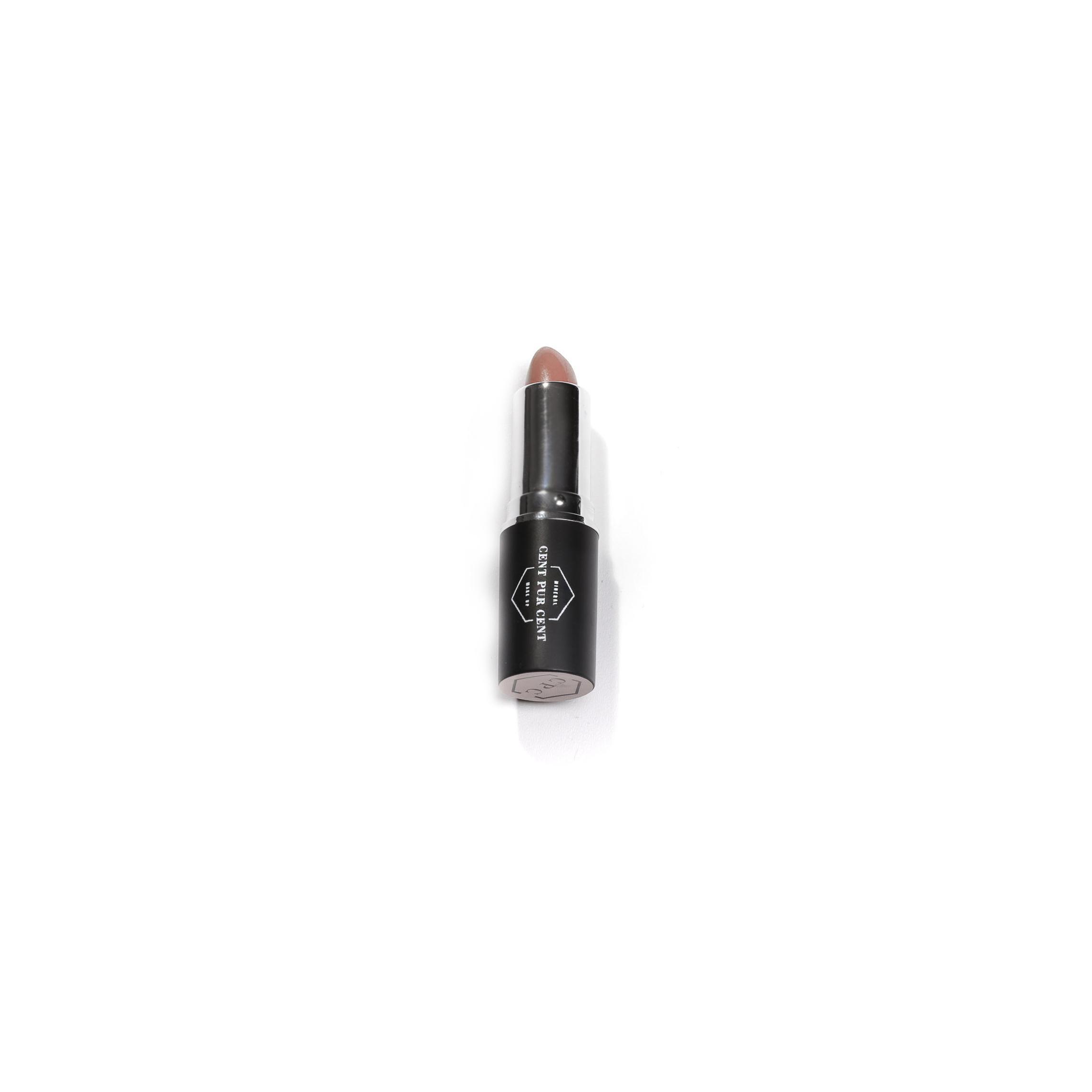 Cent Pur Cent Mineral Lipstick Nude Parfait