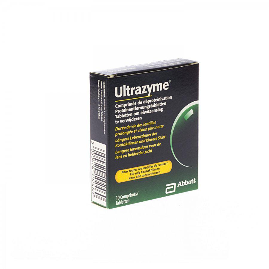 Ultrazyme Zachte Lenzen Allergan kopen
