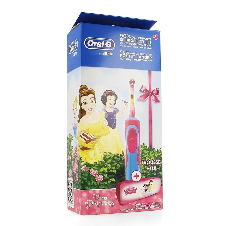 Oral B Elektrische Tandenborstel Kids Princess + Etui
