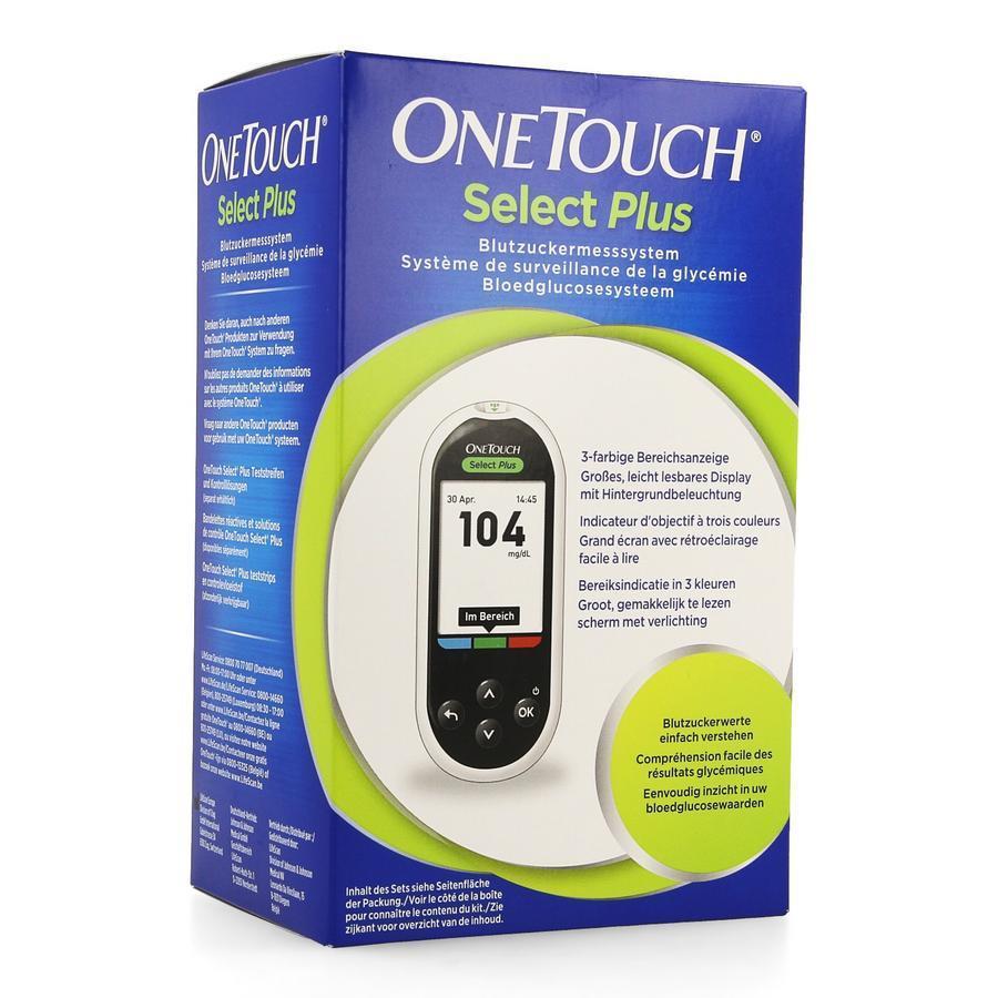 OneTouch Select Plus startkit