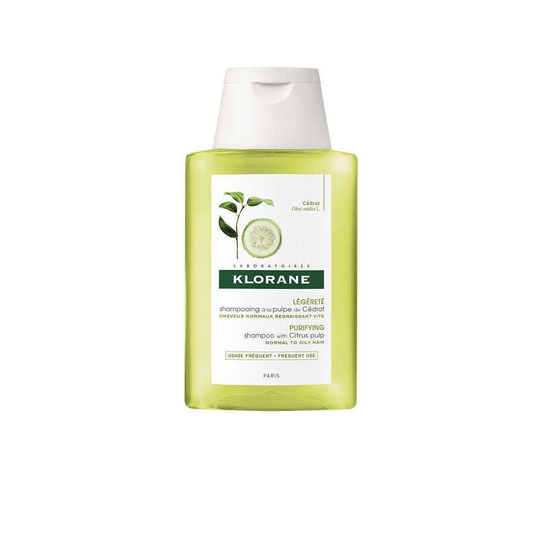 Klorane Shampoo Met Cederappelvruchtvlees 100ml