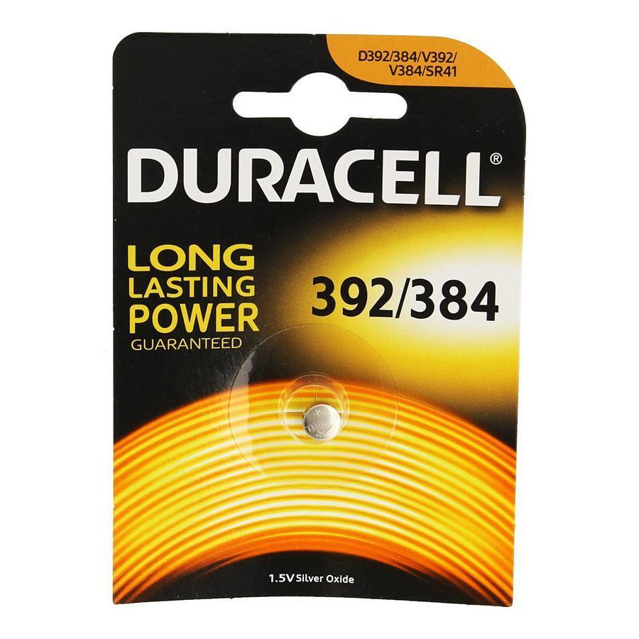 Duracell D392/384 1.5v