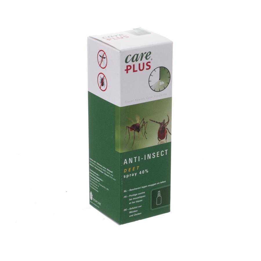Care Plus Deet Spray 40%