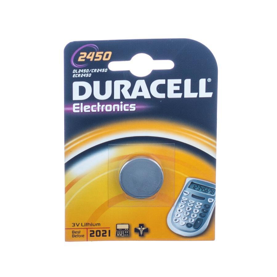 Duracell Elektronica 2450