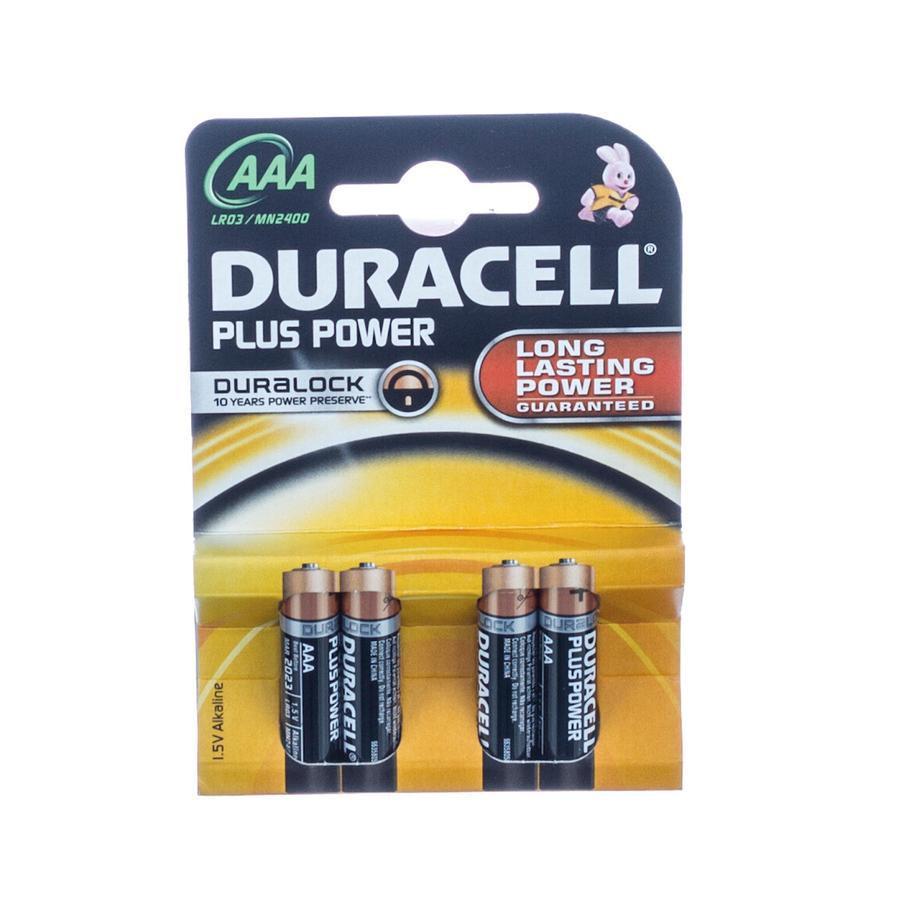 Duracell Plus Power LR03/MN2400