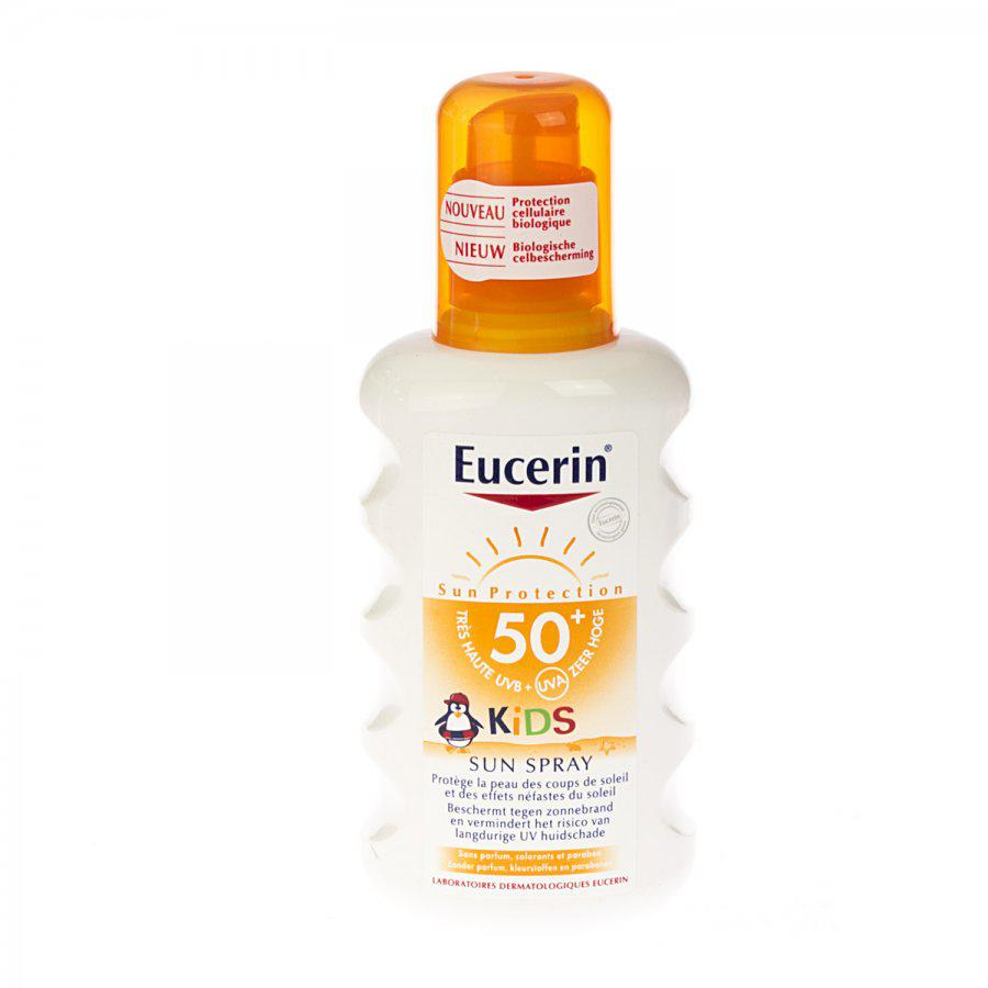Eucerin Sun Spray Kids Factor(spf)50+ 200ml