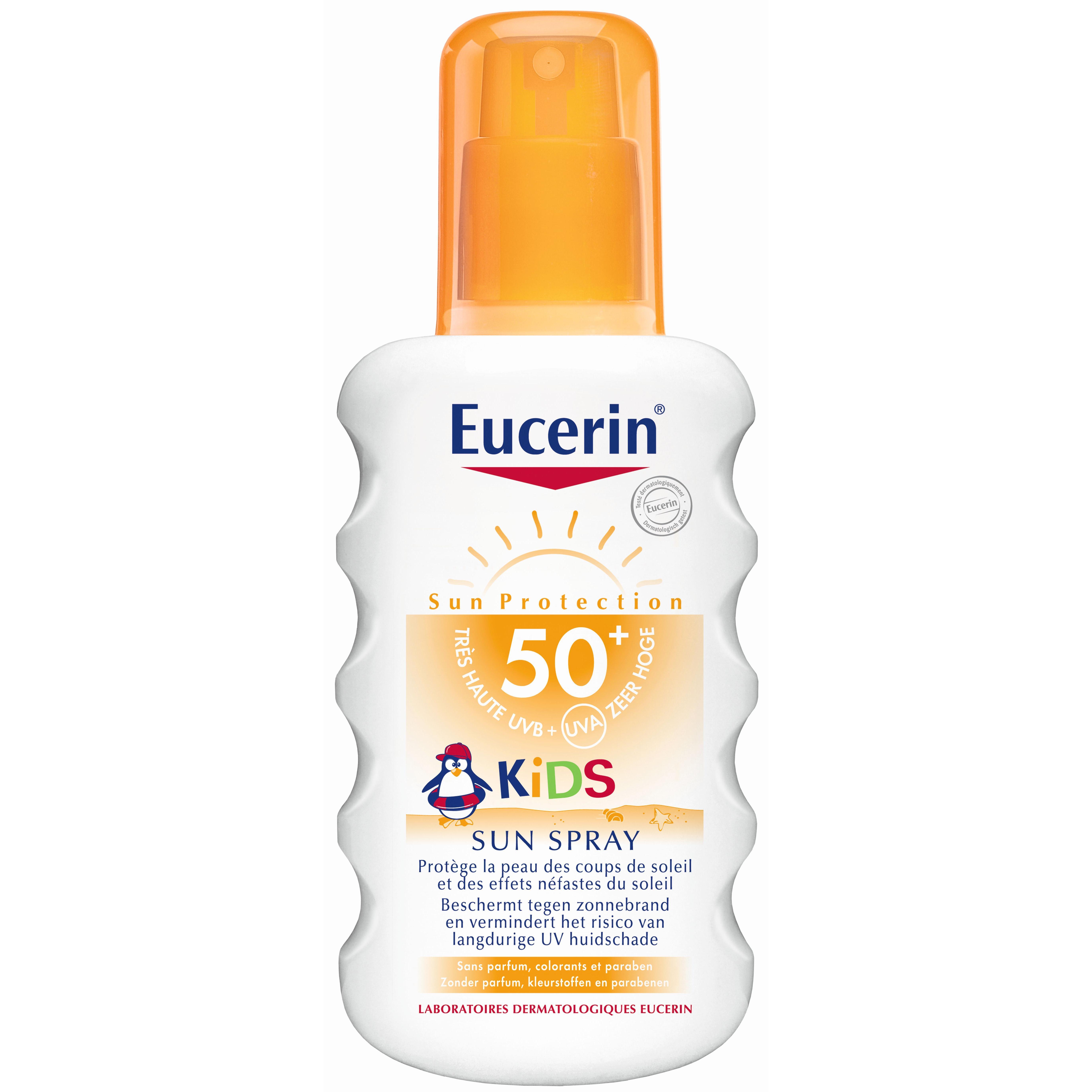 Eucerin Sun Spray Kids Factor(spf)50+ 200ml