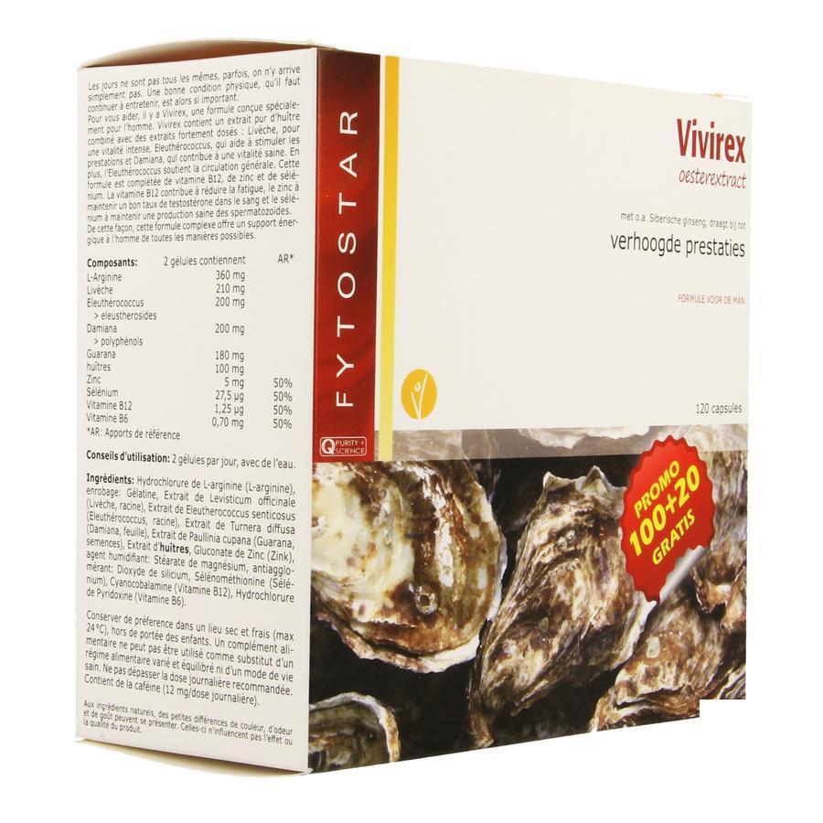 Fytostar Vivirex promoverpakking