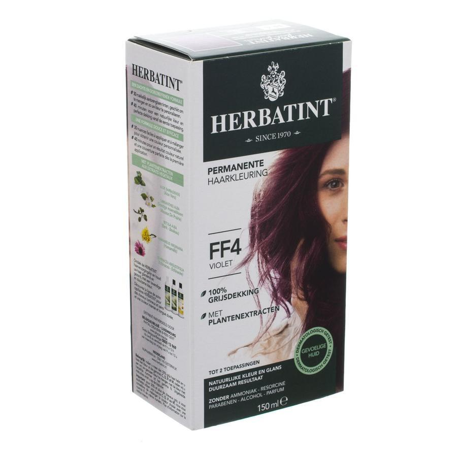Herbatint Ff 4 Violet 140ml