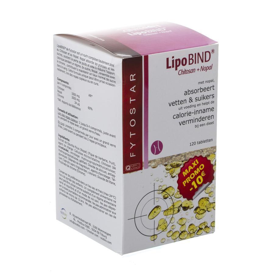 Fytostar LipoBind Chitosan+Nopal promoverpakking