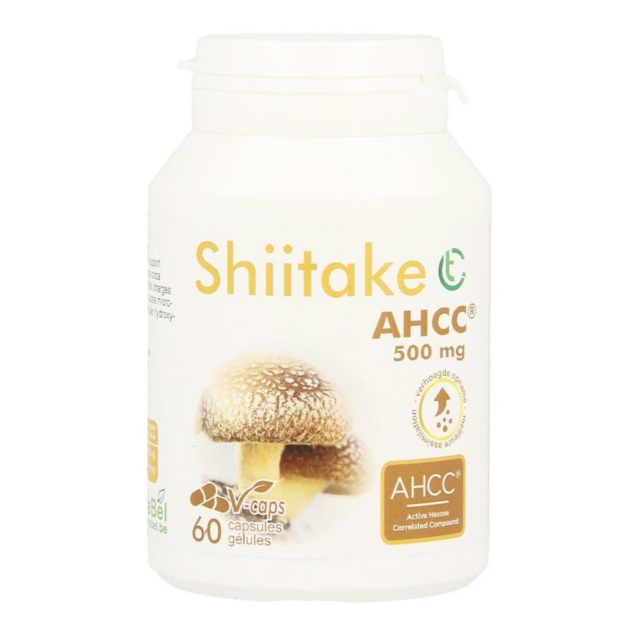 Soria Shiitake AHCC 500mg