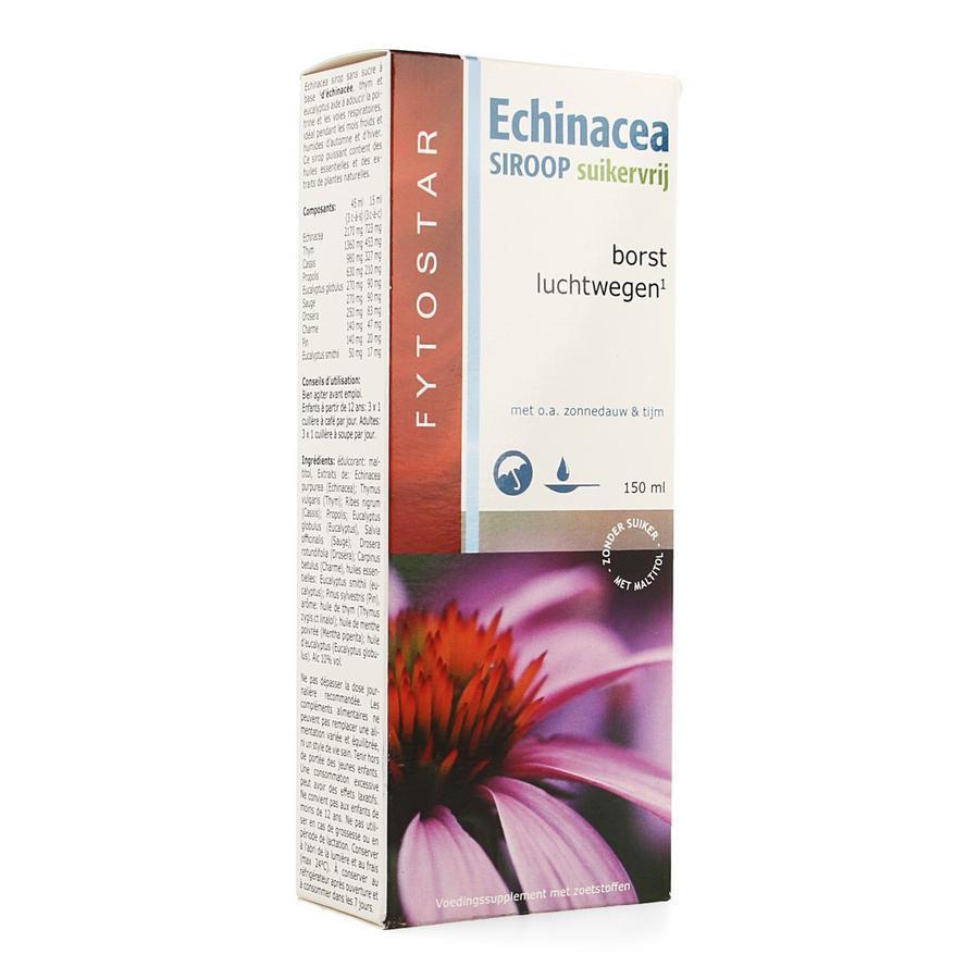 Fytostar Echinacea Siroop suikervrij