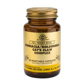 Solgar Echinacea/Golden Seal/Cat's Claw Complex
