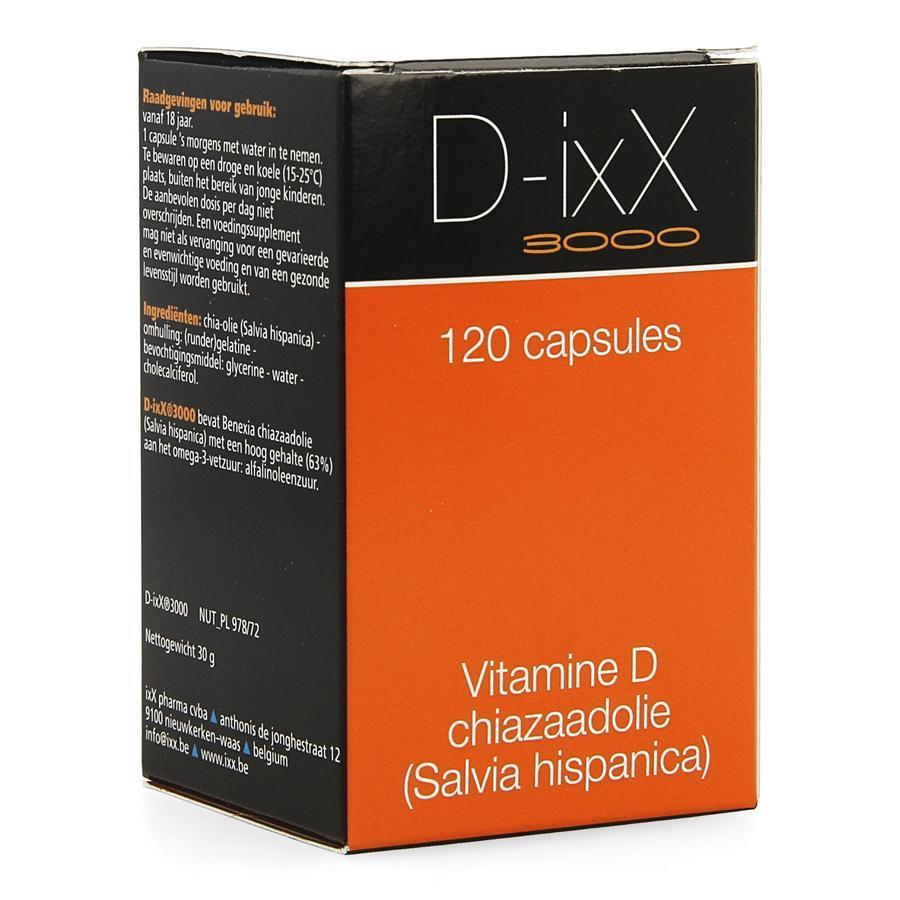 D-ixX 3000