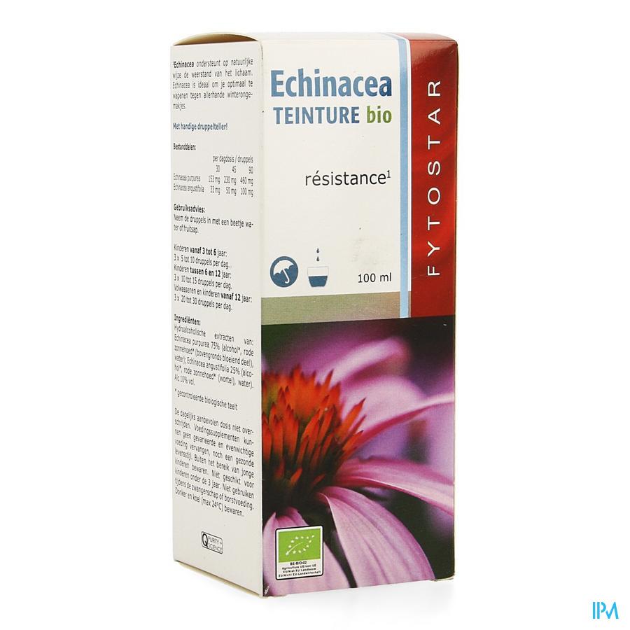 Fytostar Echinacea tinctuur bio