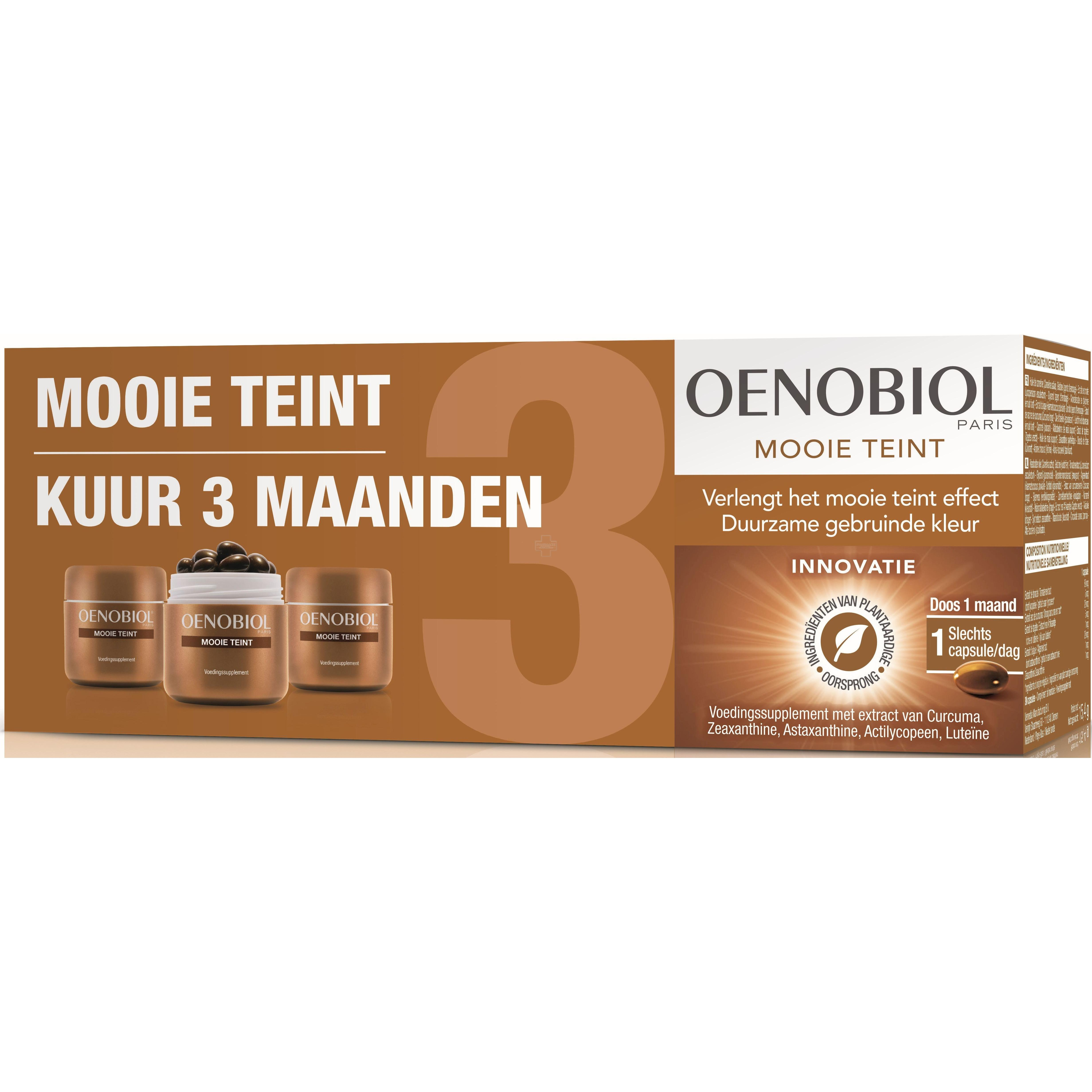 Oenobiol Joli Teint NF Promo