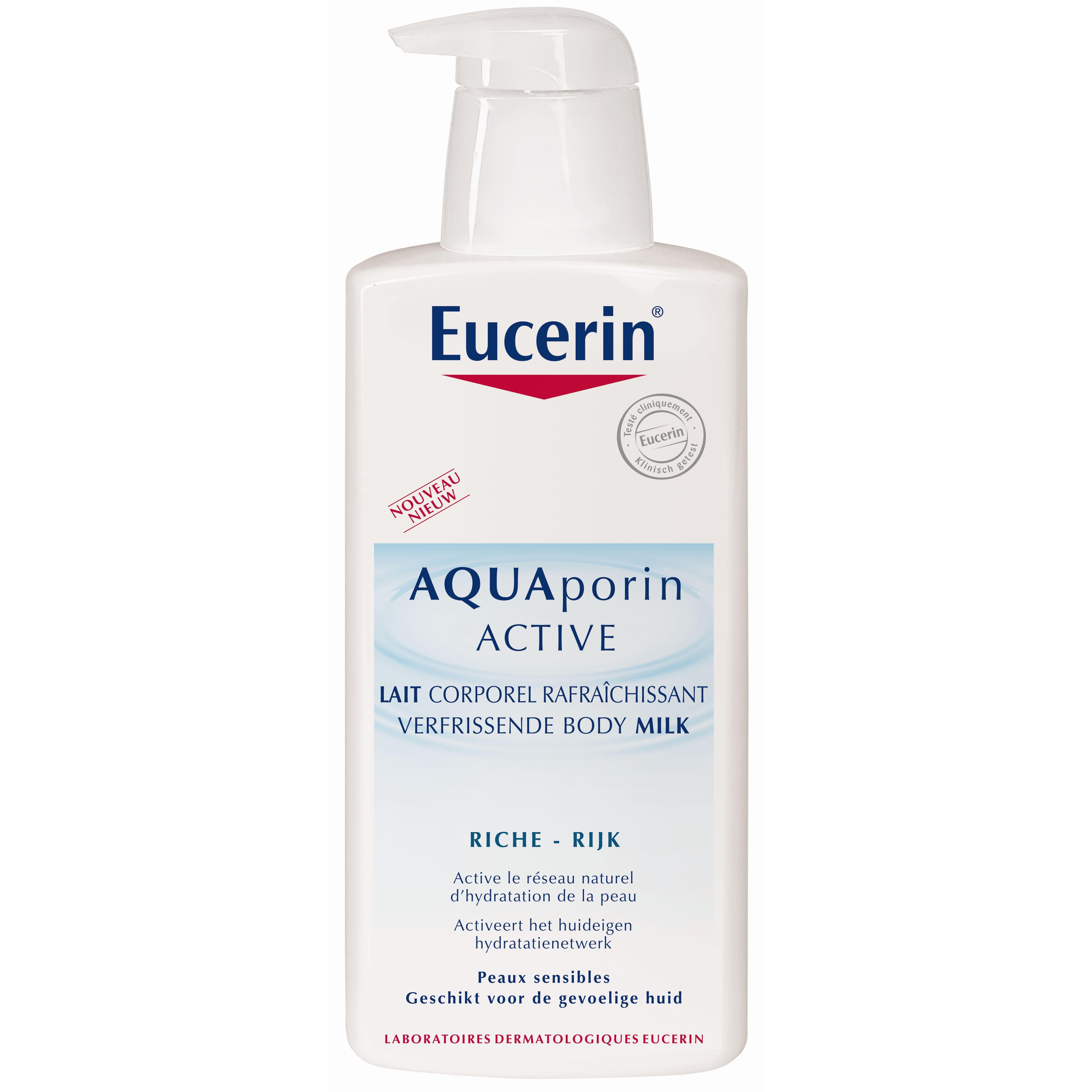 Eucerin Aquaporin Body Rijke Textuur 400ml
