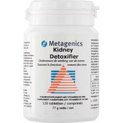 Metagenics Kidney detoxifier 120tab