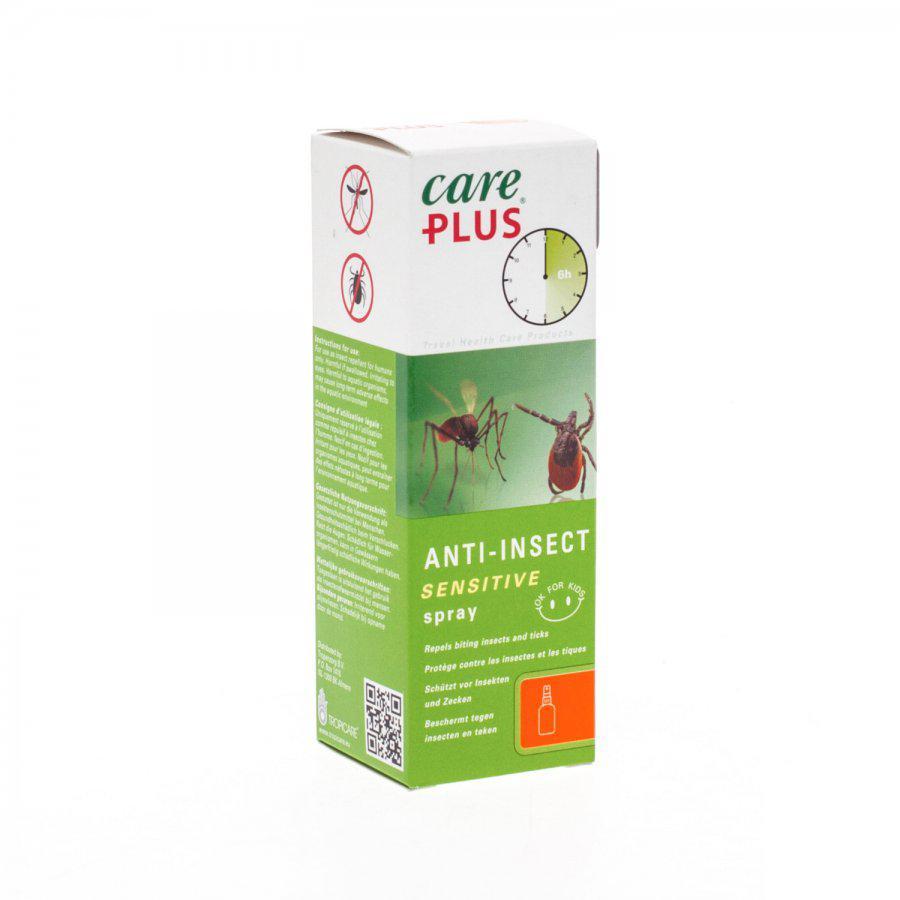 Care plus Anti-insect sensitive spray