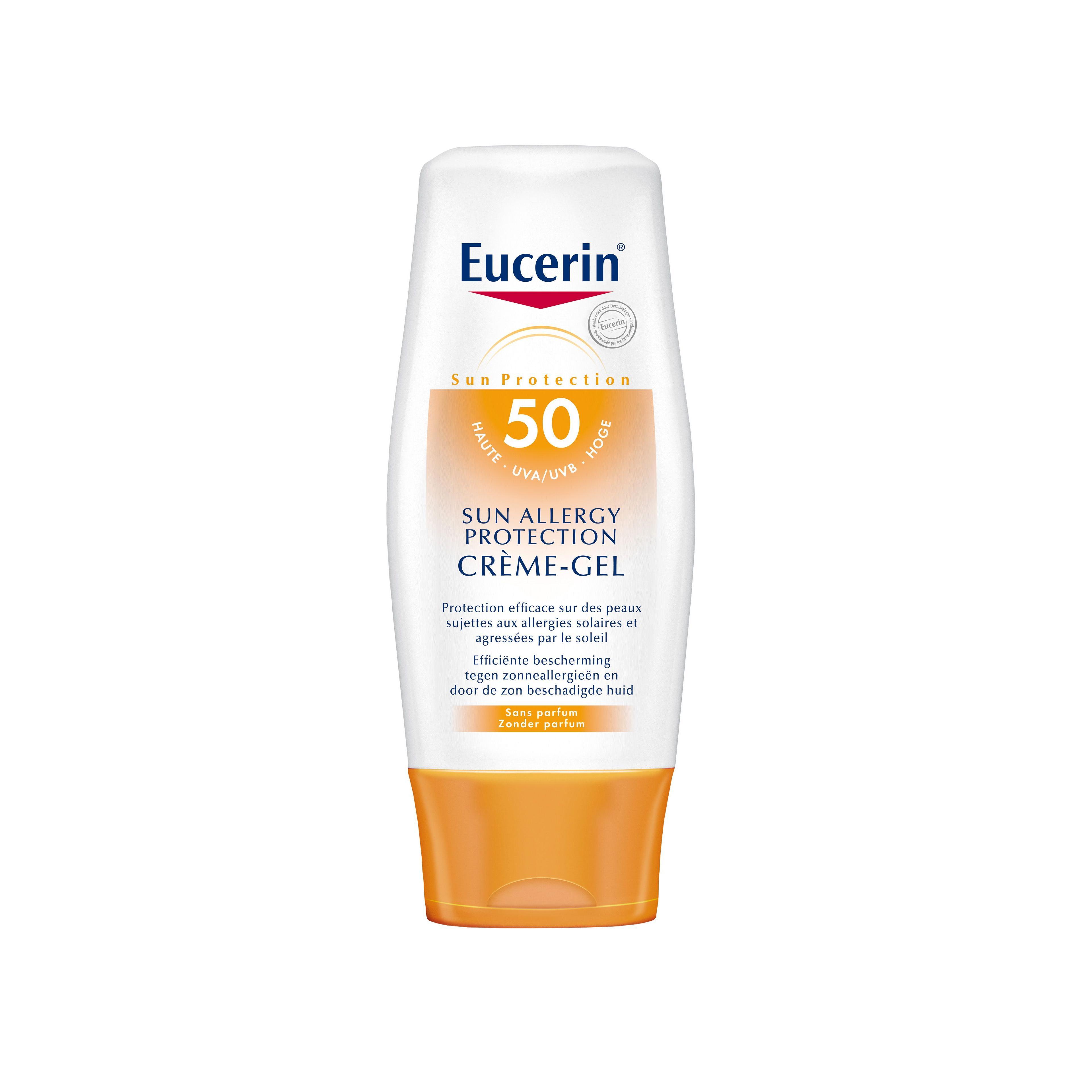 Eucerin Sun Allergy Protection Factor(spf)50 150ml