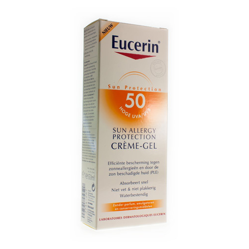 Eucerin Sun Allergy Protection Factor(spf)50 150ml