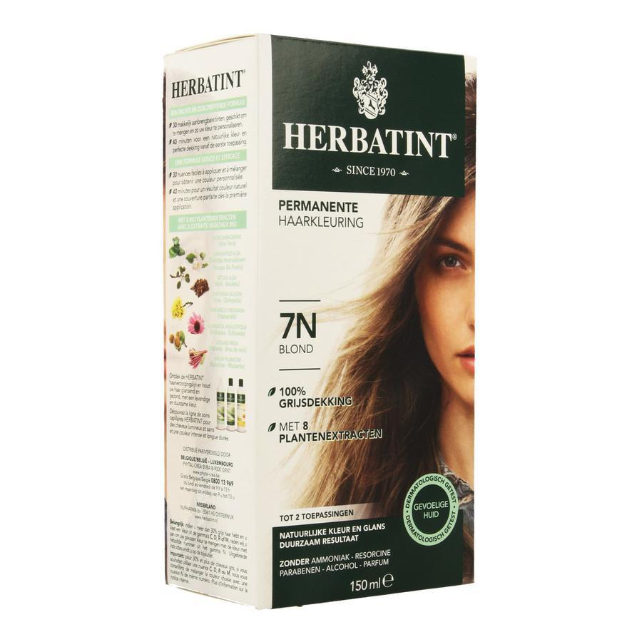 Herbatint Haarverf 7n Blonde 150ml