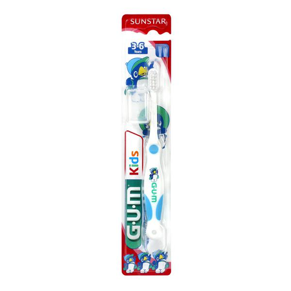 Gum Kids tandenborstel 3-6 jaar
