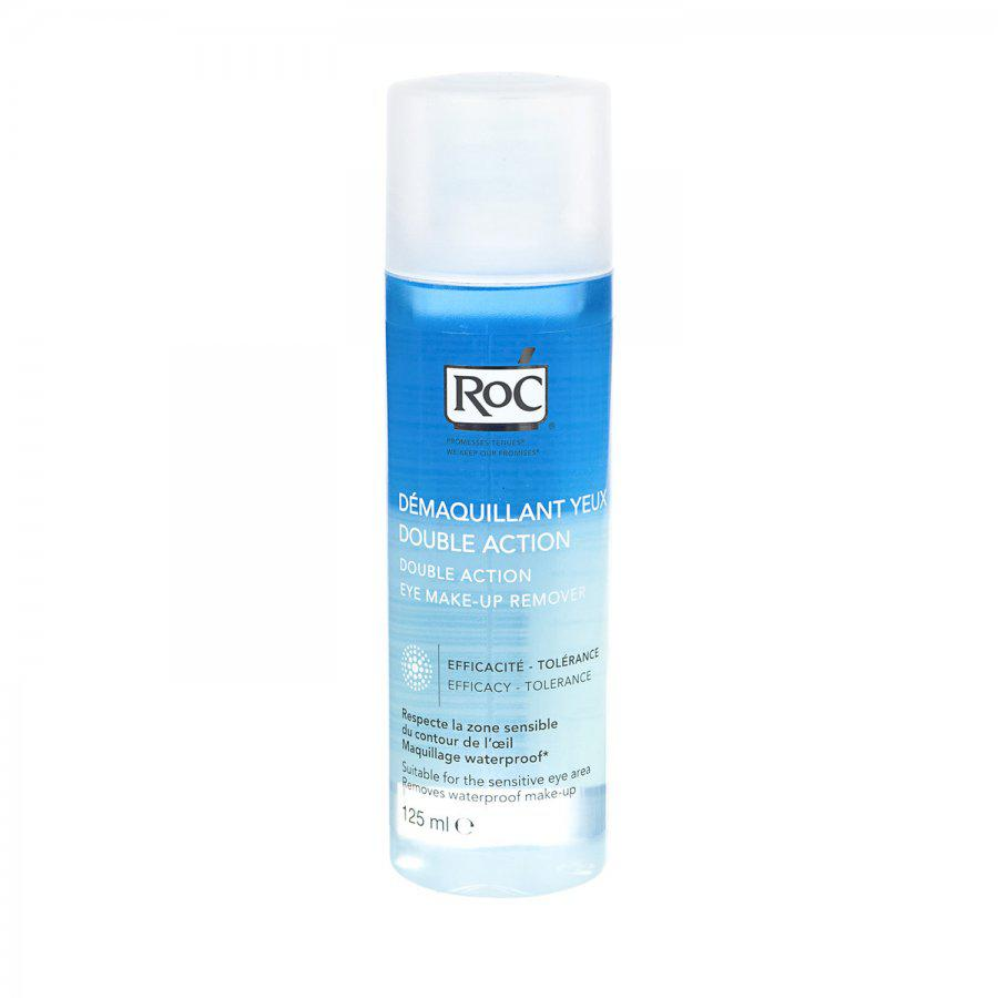 Roc Facial Eye Make-up Remover 125ml