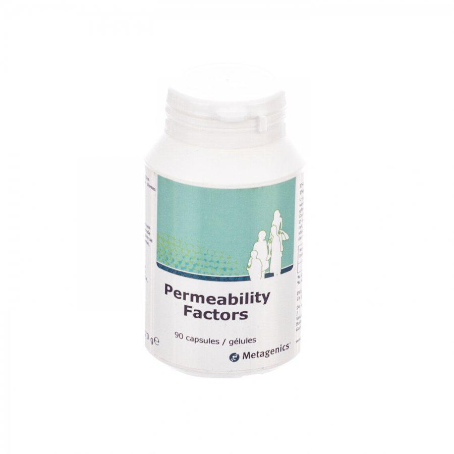 Funciomed Permeability Factors 90cap