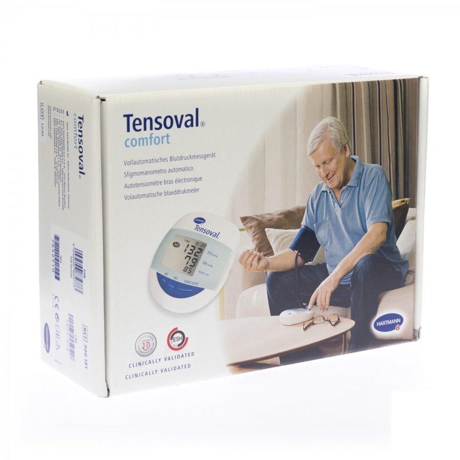 Hartmann Tensoval comfort bloeddrukmeter