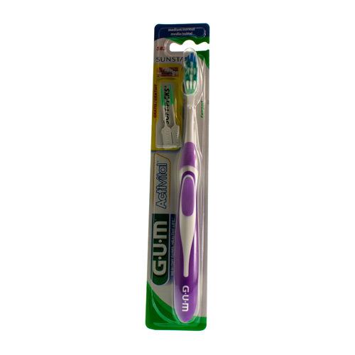 Actival tandenbostel grote kop