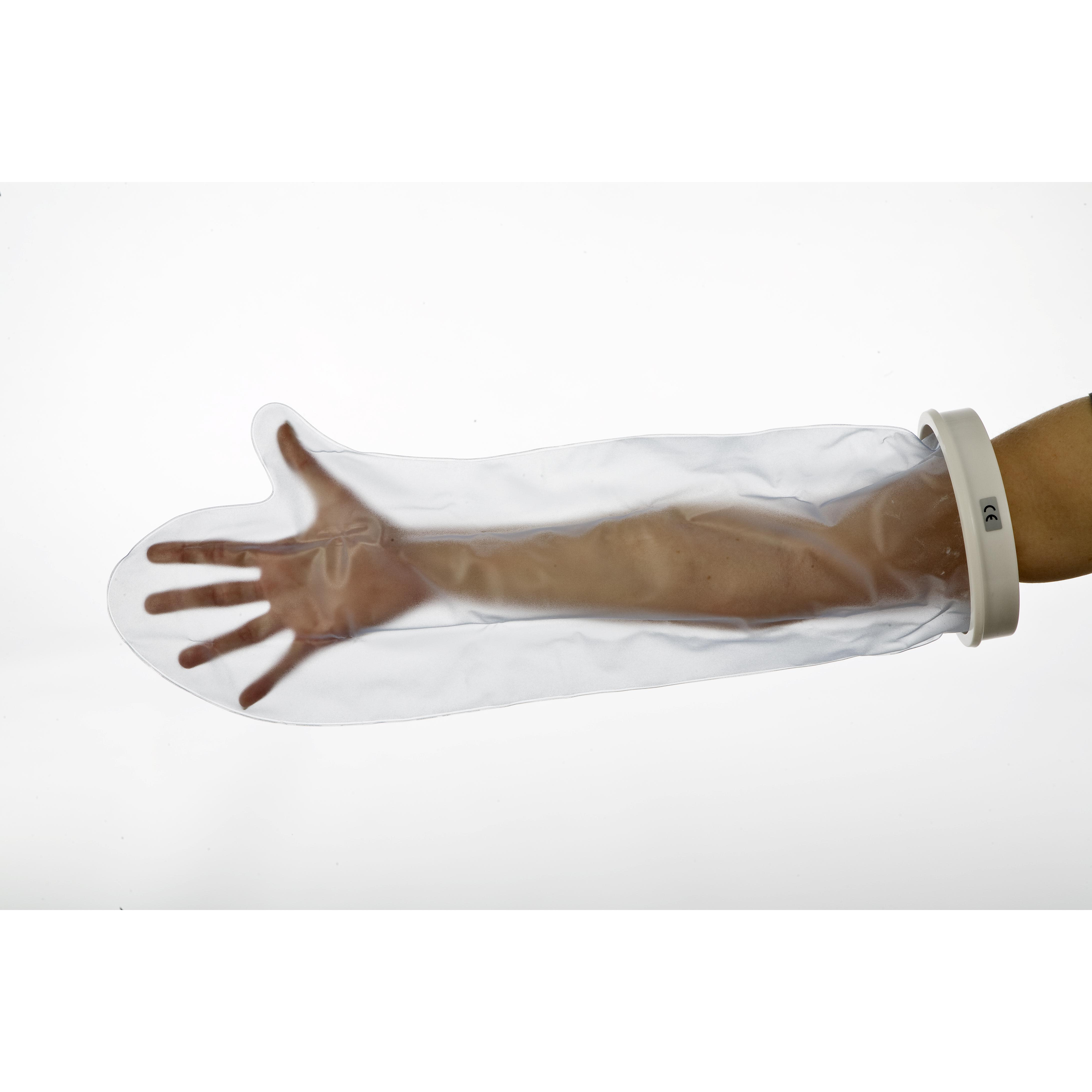 Gipshoes halve arm volwassene