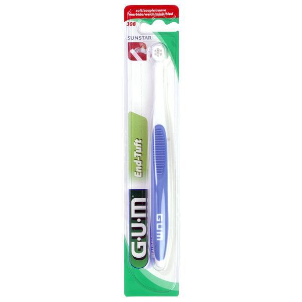 Gum End tuft tandenborstel soft