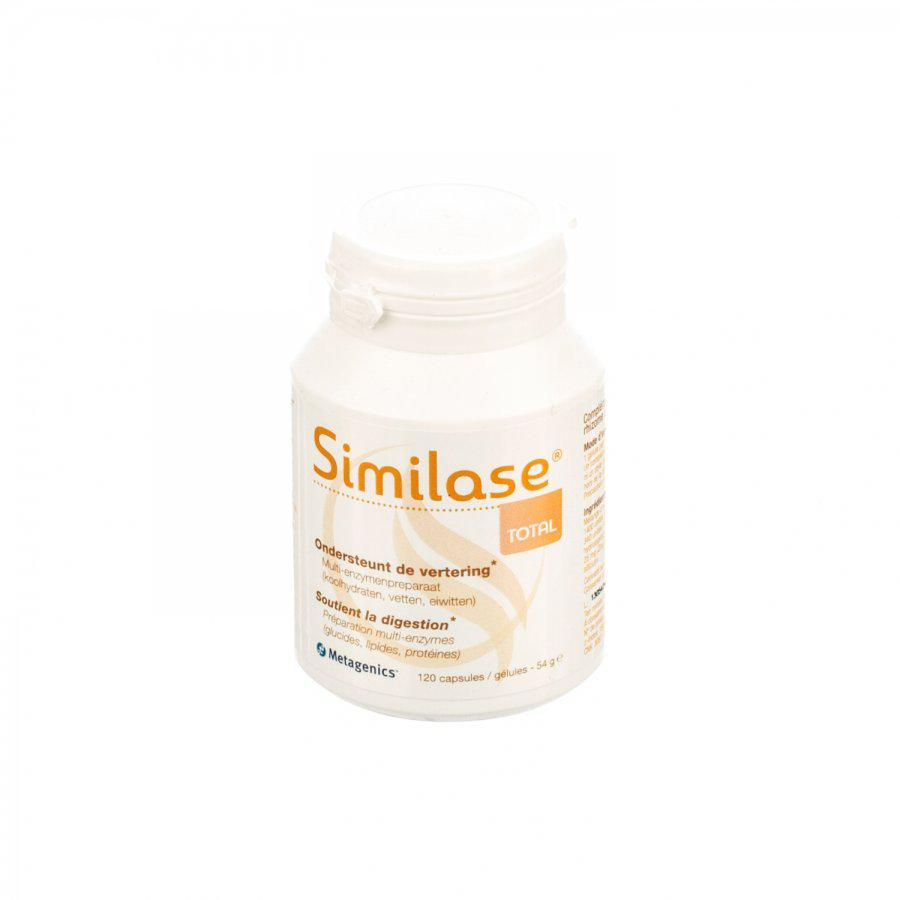 Metagenics Similase Total 120caps
