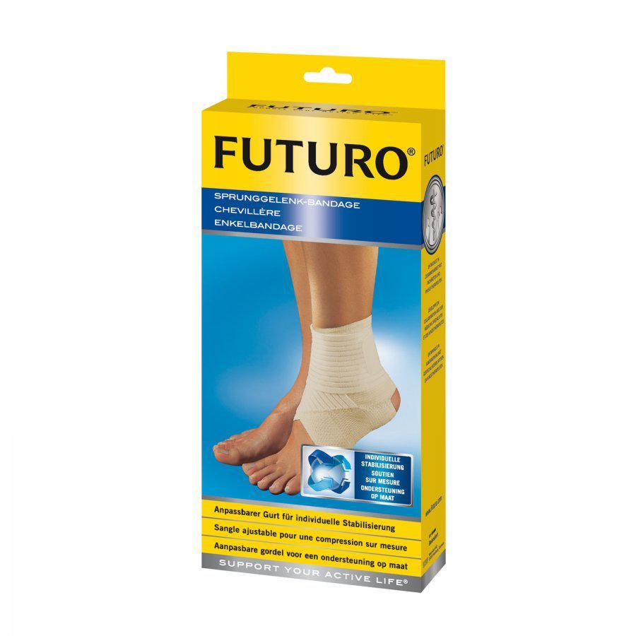 3M Futuro Enkelbandage Skin Large (47876)