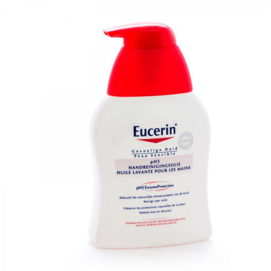 Eucerin Ph5 Handreinigingsolie Olie 250ml